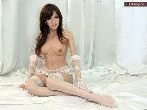 Erotic Silicon Doll Mia made by 4Woods and DollStory